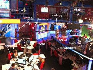 newsroom