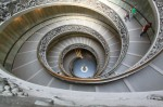 Double Helix Stairs at Vatican Museum