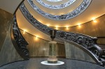 Double Helix Stairs at Vatican Museum 2